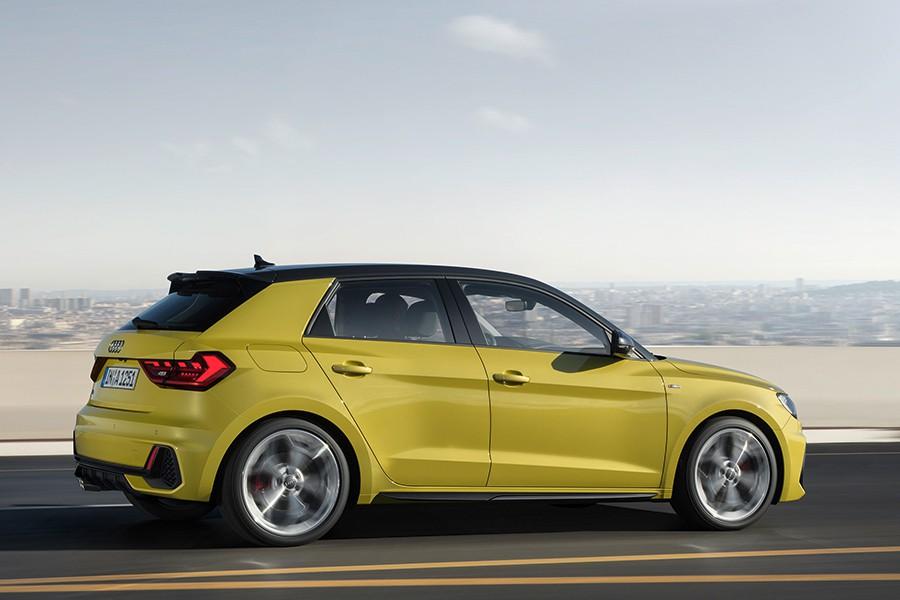 Las mecánicas del nuevo Audi A1 son sobrealimentadas.