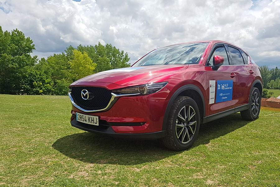 Autocasion y Mazda en el ALD Ecomotion Tour 2018