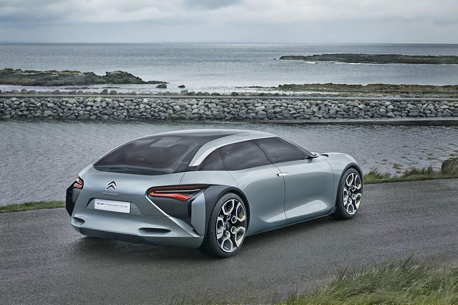El CXperience podría darnos alguna pista sobre cómo será el nuevo Citroën C5.