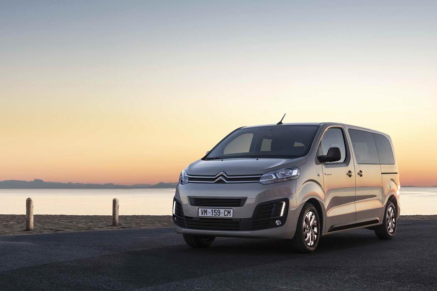 Nueva serie especial Citroën Spacetourer Rip Curl 2018: a disfrutar del verano