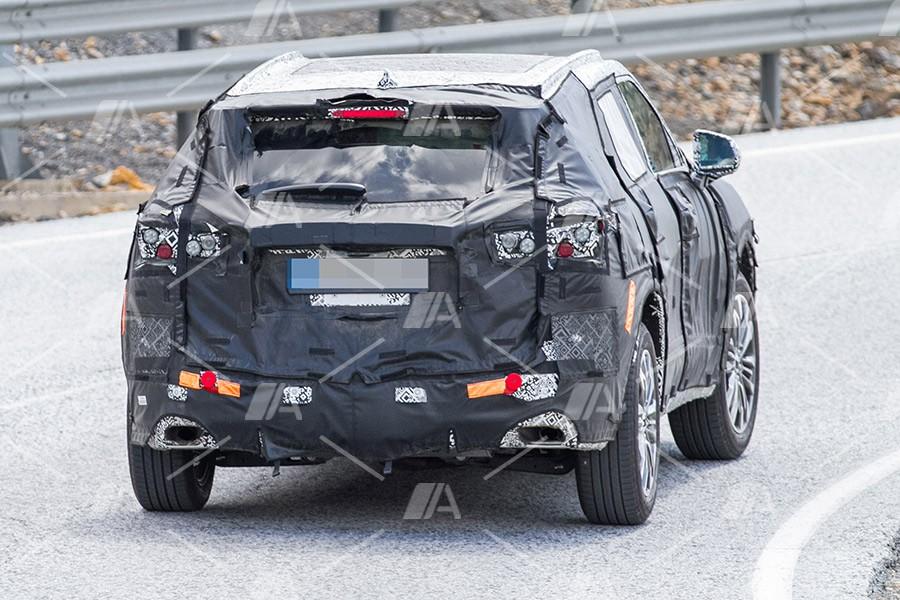 La nueva Blazer contará con potencias de 190 a 310 CV.