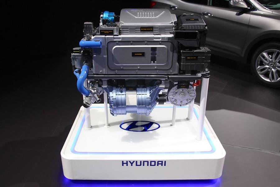 Hyundai y Audi colaborarán en el desarrollo de tecnología de pila de hidrógeno