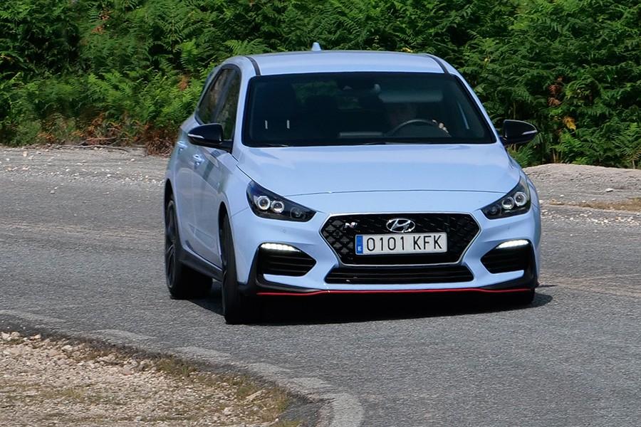 Prueba del Hyundai i30N Performance 2018