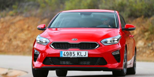 Prueba del Kia Ceed 2018 y precios para España