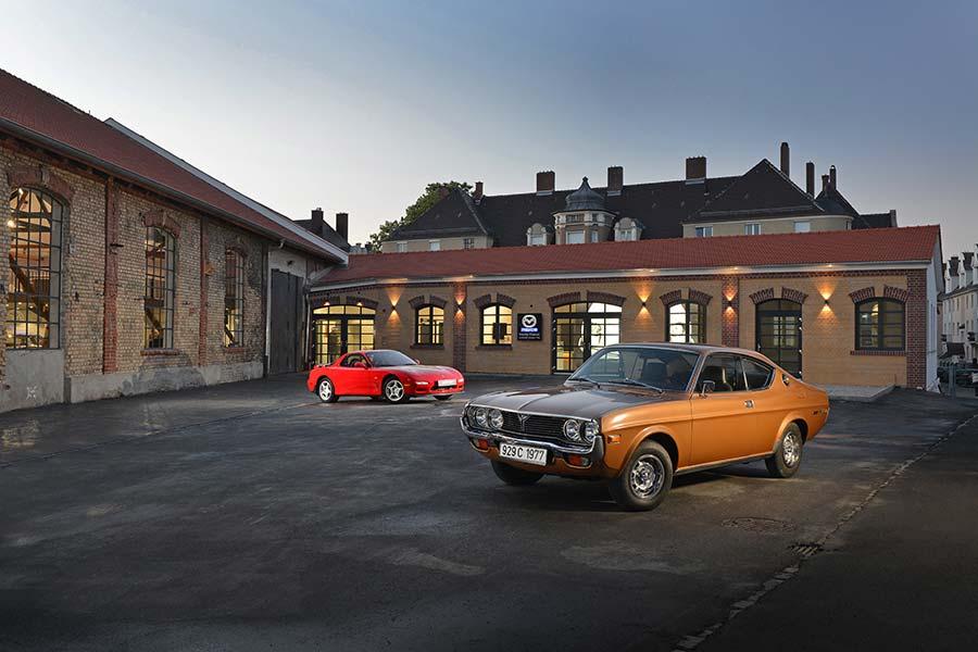 Museo Frey: la mejor colección Mazda del mundo