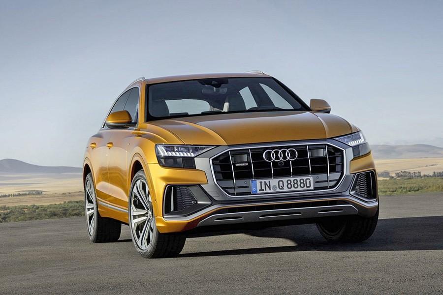Primeras fotos del nuevo Audi Q8