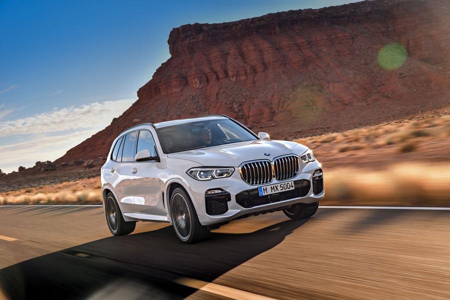 Estos son los precios del nuevo BMW X5 2018