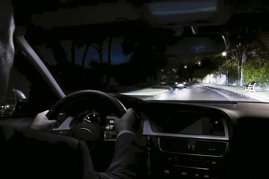¿Cómo podemos circular más seguros por la noche?