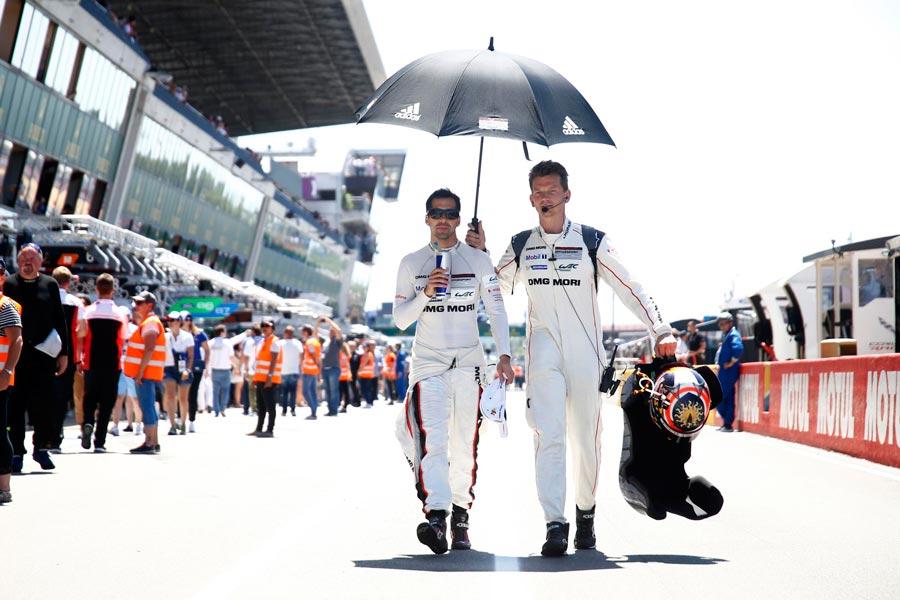 Así es el entrenamiento de un piloto para las 24 Horas de Le Mans