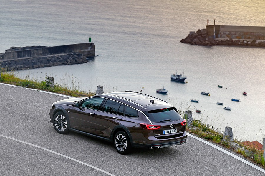 Los consumos son ajustados para un coche este tamaño y con tracción total.