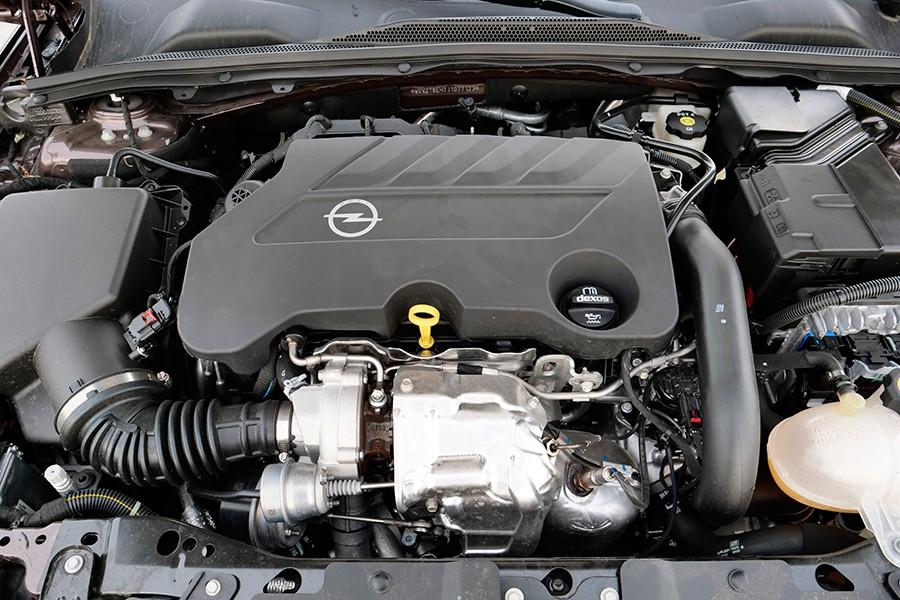 El motor diésel de 170 CV es algo remolón en las aceleraciones.
