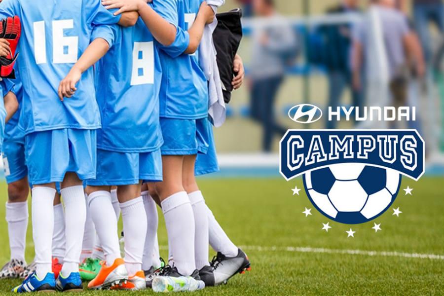 """Hyundai y la RFFM se unen para crear el """"Campus Hyundai"""""""