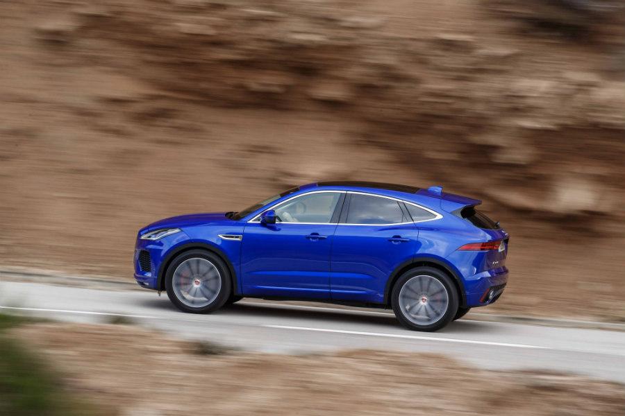 El E-PACE está suponiendo un aumento en el número de ventas para Jaguar