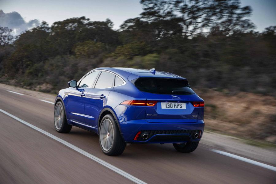 Jaguar ha conseguido imprimir a todos sus coches su carácter