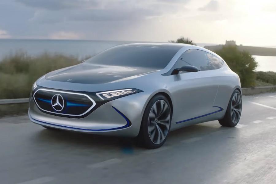 El Mercedes EQA se va de viaje a Sicilia