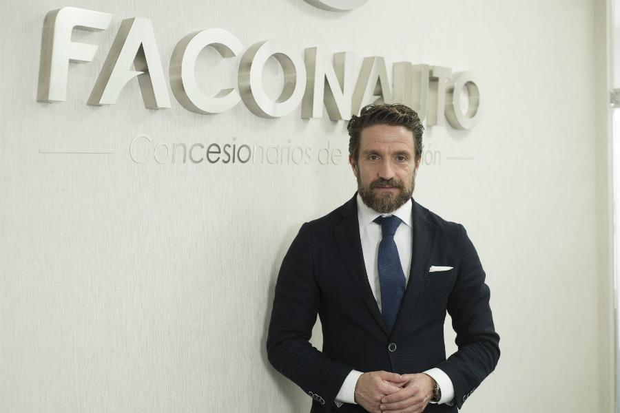 Gerardo Pérez cumple un año al frente de Faconauto