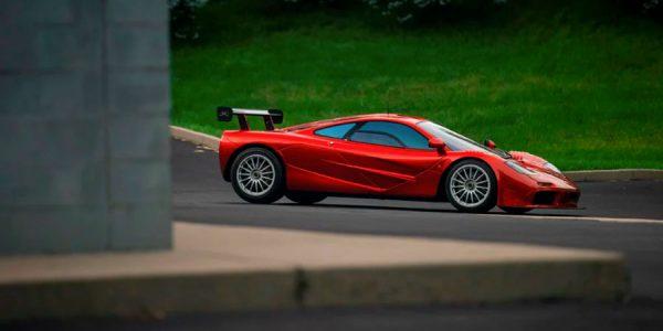 A subasta un (todavía más exclusivo) McLaren F1