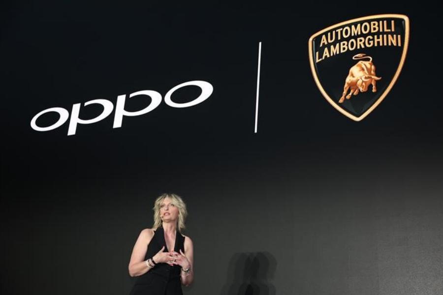 Tanto Lamborghini como OPPO se han mostrado ilusionados con esta colaboración