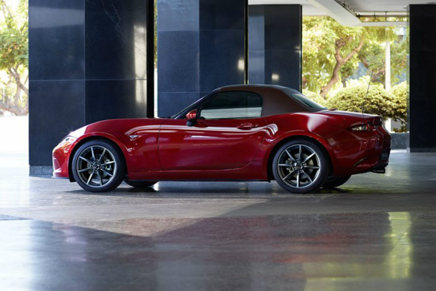 Mazda MX-5 2019: el mito se lava la cara