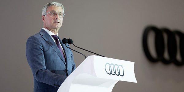 Detienen al presidente de Audi por el escándalo del Dieselgate