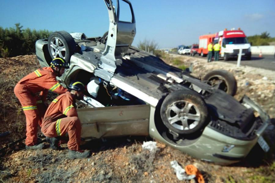 La agresividad al volante es un factor muy propenso a provocar accidentes de tráfico
