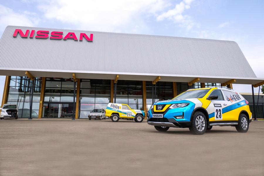 Nissan X-Trail 4×4 FAN: la reencarnación de un mito
