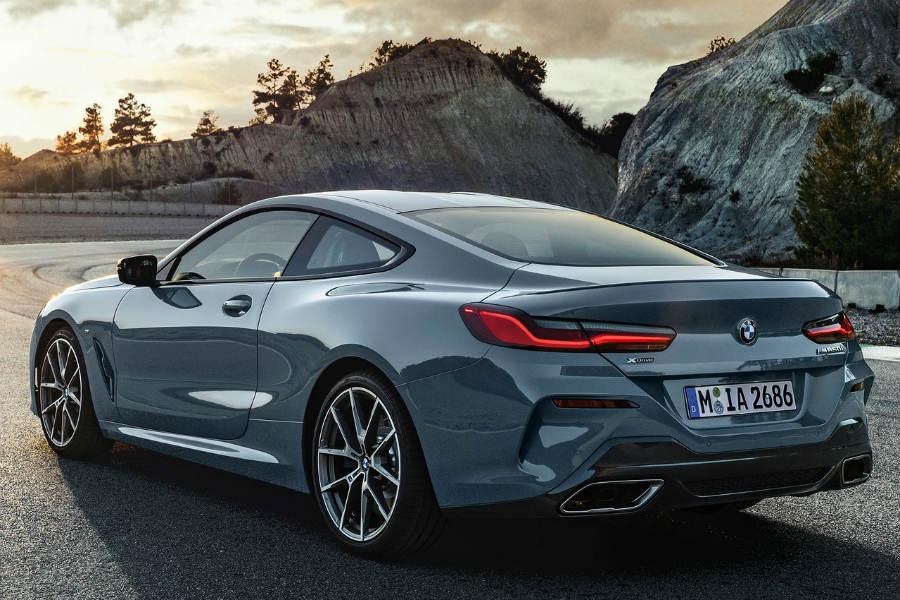 El Serie 8 es el próximo gran coupé de BMW