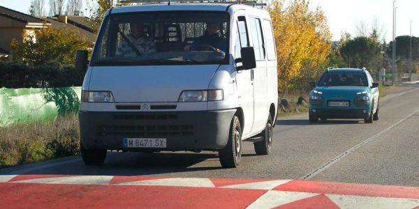 Campaña especial de la DGT: las furgonetas son el objetivo
