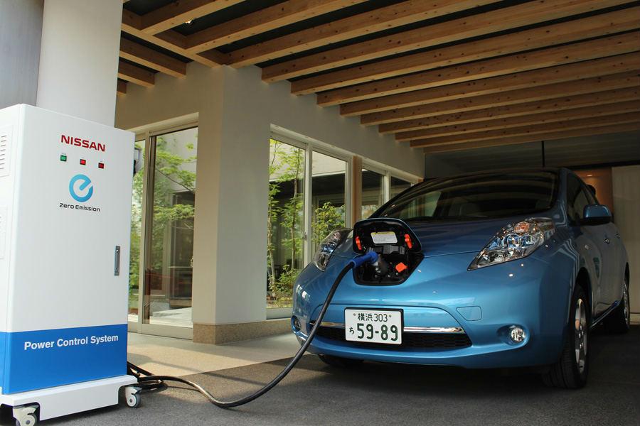 De dónde proviene la electricidad de los coches eléctricos