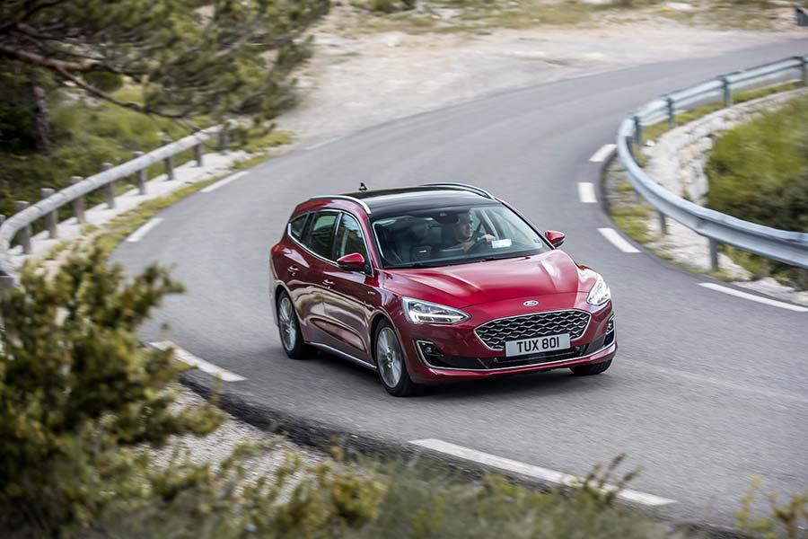 Ford Focus 2018 acabado Vignale