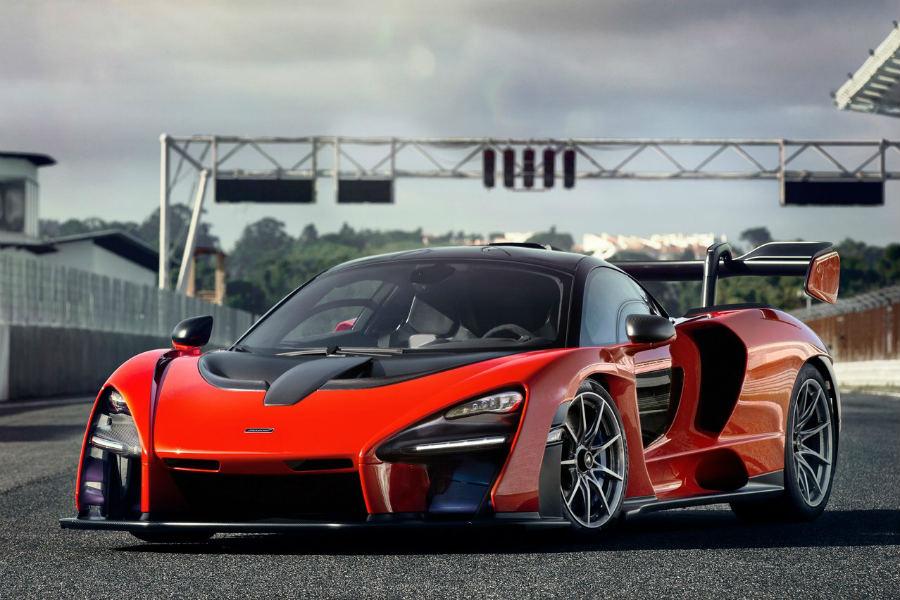 El McLaren Senna es el modelo matriculable más radical de la marca