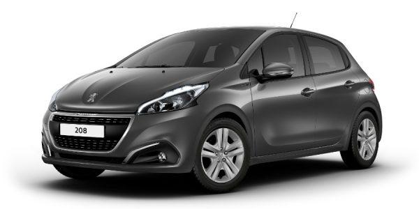 Peugeot 208 Signature: el pequeño se pone elegante