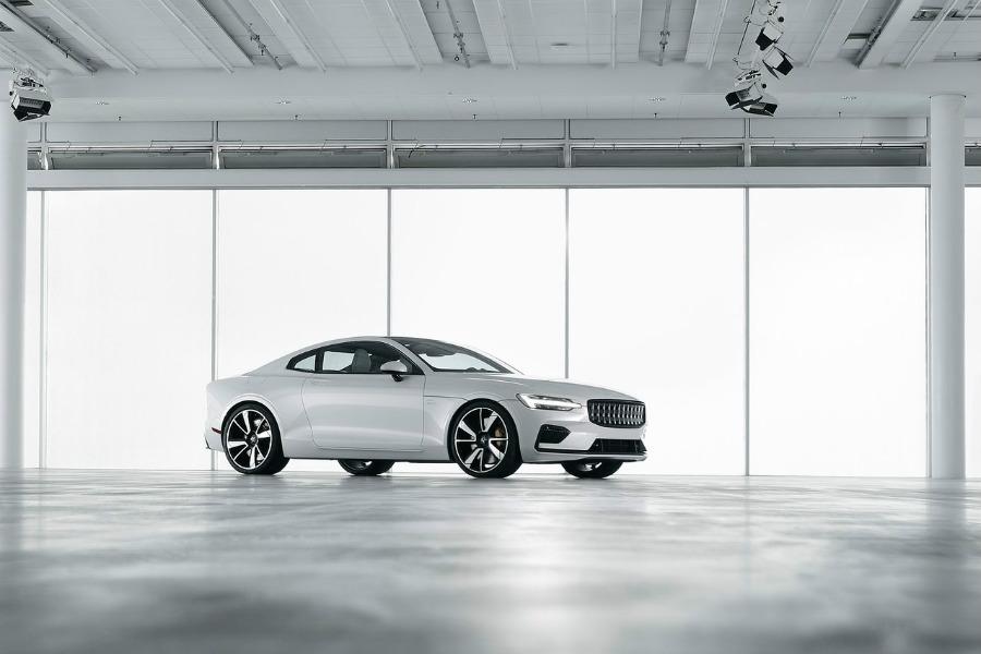 El hibrido enchufable de Volvo es capaz de completar hasta 1.000 kms con sus motores unidos