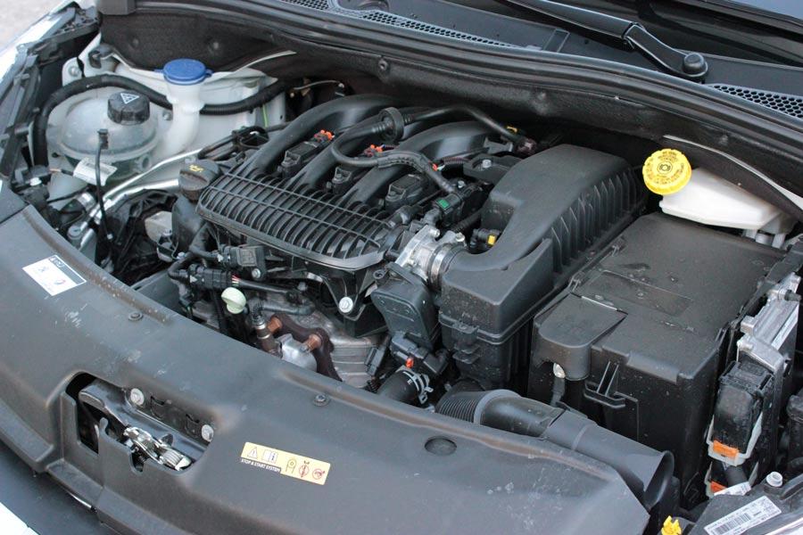 El motor PureTech de 82 CV es una novedad de este año en el 208.