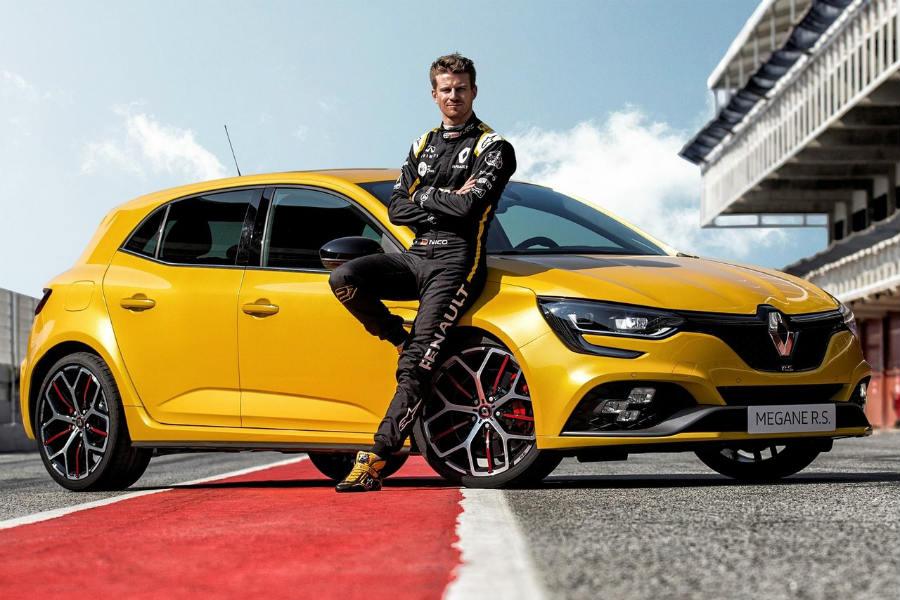 Nico Hülkenberg ha ayudado en el desarrollo del coche