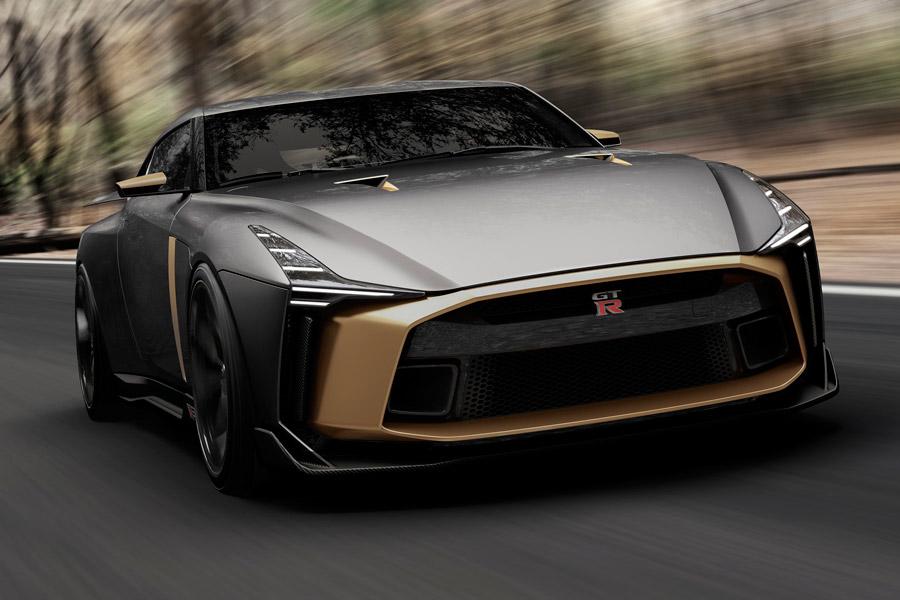 Nissan nos hace soñar con su próximo GT-R