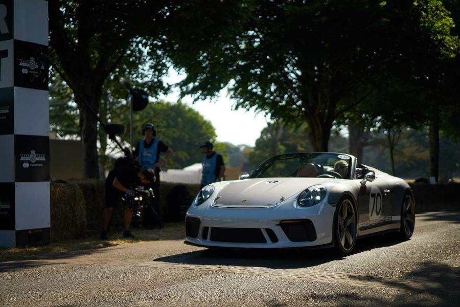 Festival de la velocidad Goodwood 2018: Lo más esperado