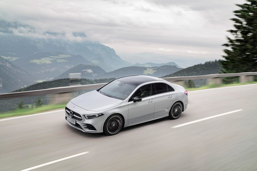 Mercedes Clase A Sedán 2019: ya se aceptan pedidos