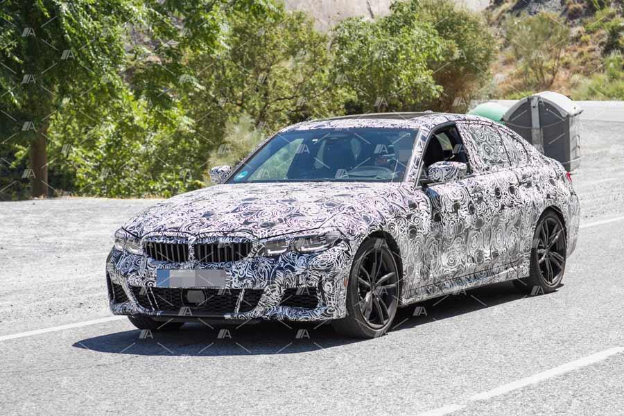 Así será el BMW M340i 2019