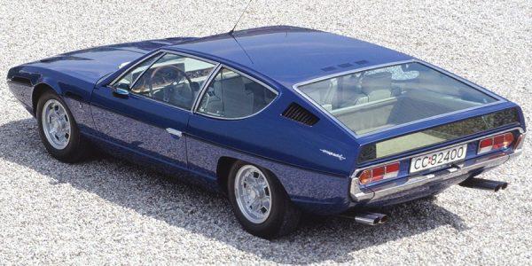 Lamborghini Espada: cuando Porsche plagió a los italianos