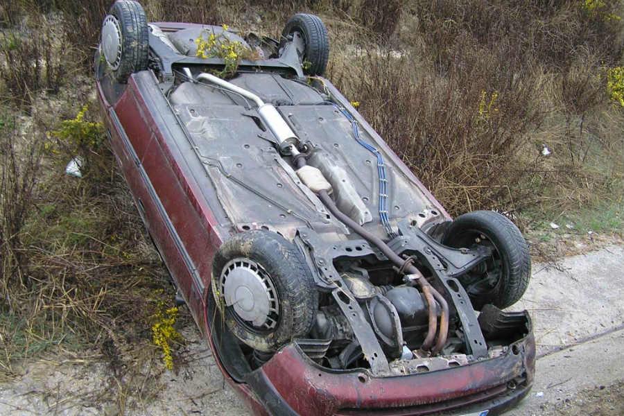Los accidentes en vías interurbanas se cobran el 77% de las muertes