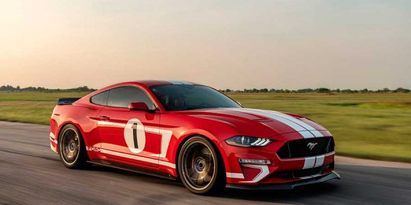 Ford Mustang Heritage Edition: Hennessey celebra su vehículo número 10.000