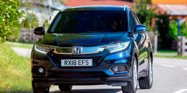 El Honda HR-V 2019 incorpora un nuevo motor de 182 CV