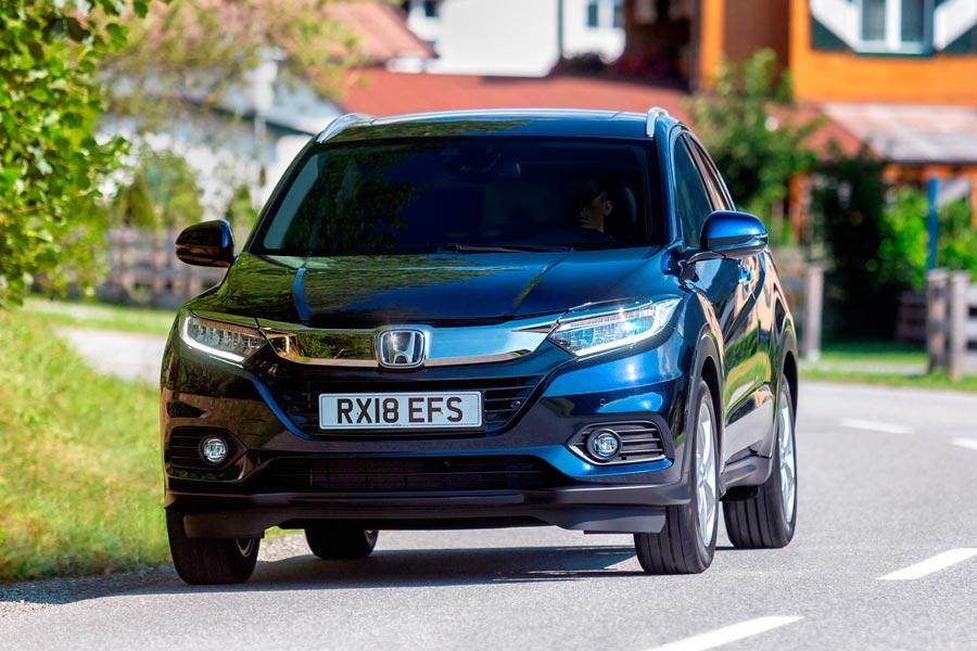 Nuevo Honda HR-V 2019: adiós al diésel