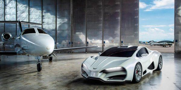 Milan Red: el superdeportivo austríaco que competirá con Bugatti y Koenisegg
