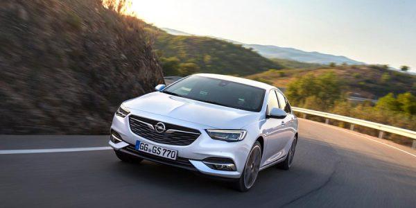 La gama de motores del Opel Insignia 2019 cuenta con un nuevo miembro