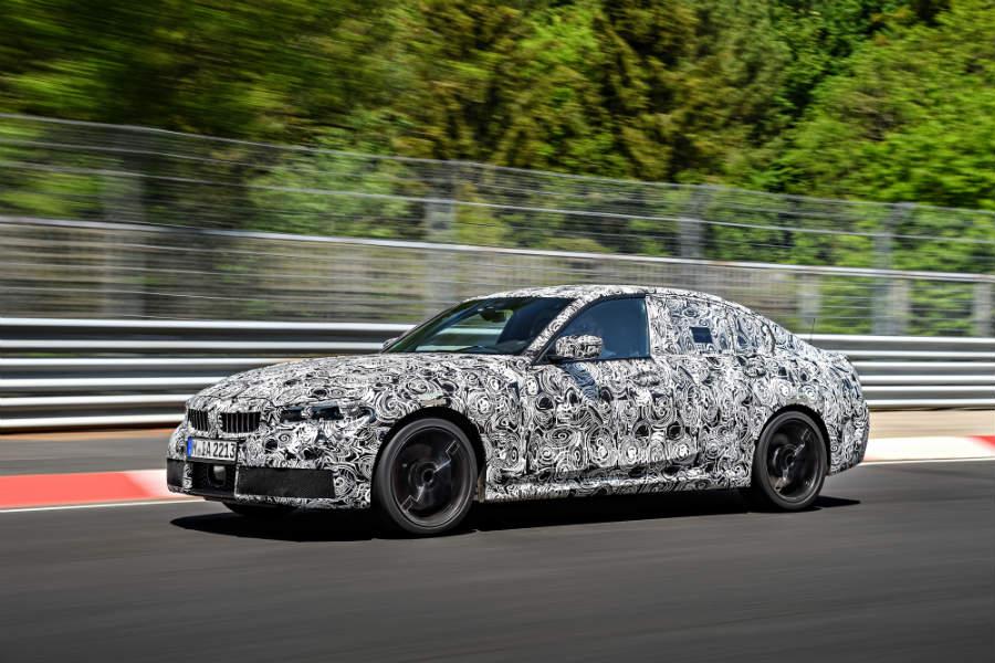 Nürburgring es escenario obligado para un coche con tintes deportivos