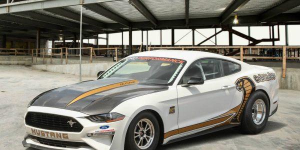Ford Mustang Cobra Jet: auténtico purasangre