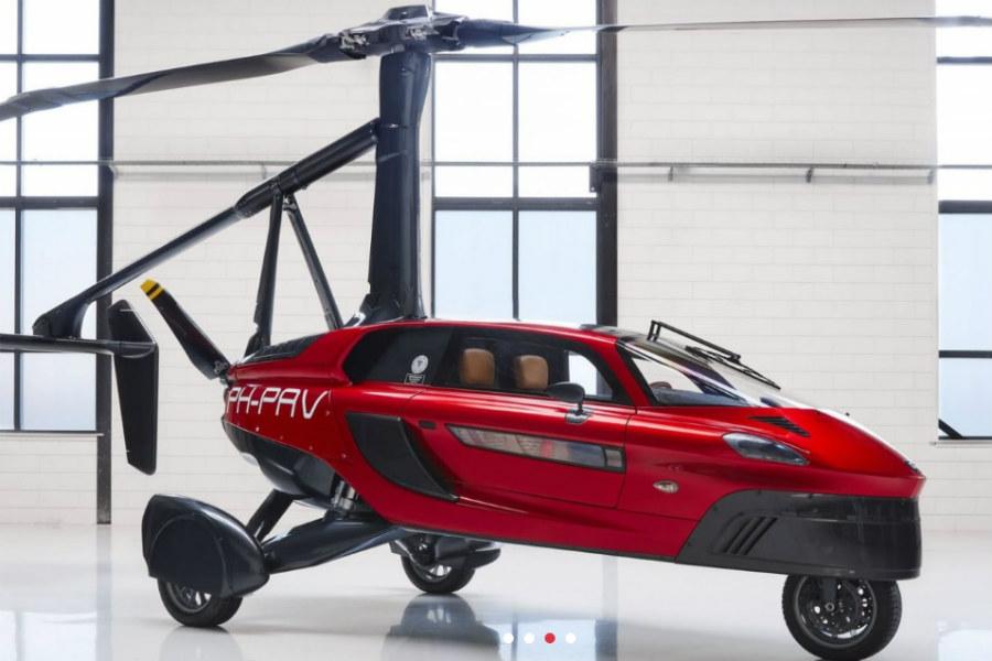 PAL-V Liberty: disfrutar cielo y carretera con el mismo vehículo ya es posible