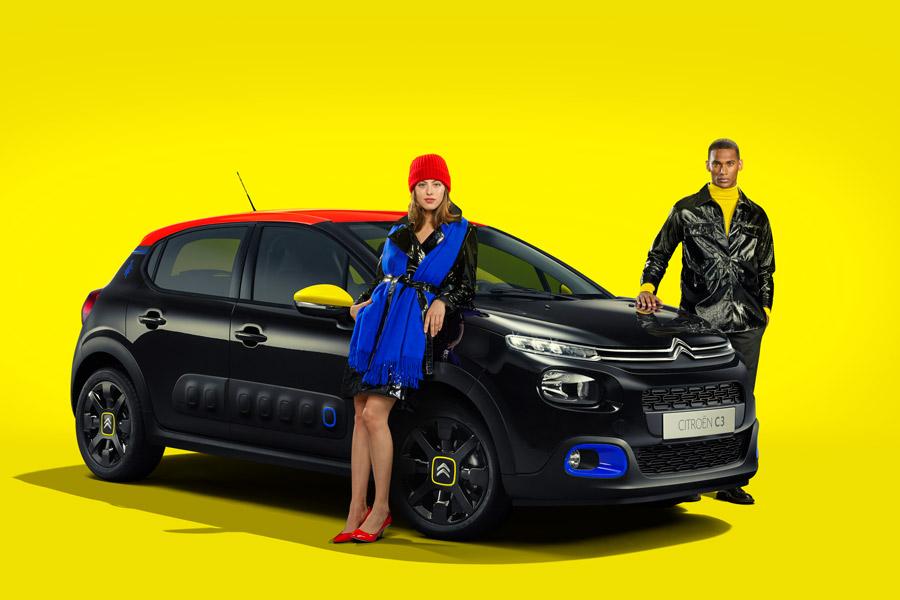 Citroën C3 JCC+: la edición especial más a la moda